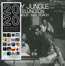 Duke Ellington, Charlie Mingus & Max Roach: Money Jungle (180g) (Limited Edition) (Blue Vinyl), LP