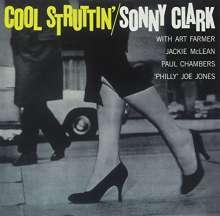 Sonny Clark (1931-1963): Cool Struttin' (180g), LP