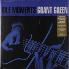 Grant Green (1931-1979): Idle Moments (180g) (Deluxe-Edition), LP