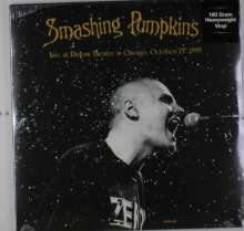 The Smashing Pumpkins: Live At Riviera Theatre in Chicago, October 23th 1995 (180g), 2 LPs