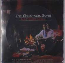 Nat King Cole (1919-1965): The Christmas Song (180g) (Limited-Edition) (Picture Disc), LP