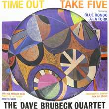 Dave Brubeck (1920-2012): Time Out (180g) (Picture Disc), LP