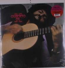 Gilberto Gil: Gilberto Gil (180g) (Transparent Beer Colored Vinyl), LP