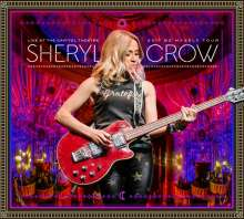 Sheryl Crow: Live At The Capitol Theatre 2017, 3 CDs
