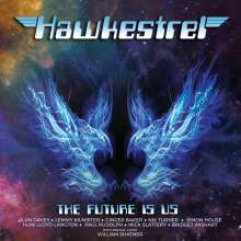 Hawkestrel: The Future Is Us (Limited-Edition) (Blue Vinyl), 2 LPs