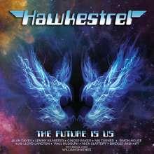 Hawkestrel: Future Is Us, CD