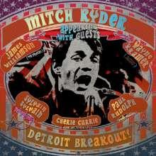 Mitch Ryder: Detroit Breakout! (Limited-Edition) (Red Vinyl), LP