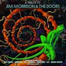 A Tribute To Jim Morrison & The Doors (Limited Edition) (Green Vinyl), LP