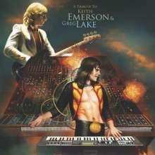 A Tribute To Keith Emerson & Greg Lake, CD
