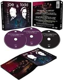 Joe Jackson & Todd Rundgren: State Theater New Jersey 2005, 2 CDs und 1 DVD