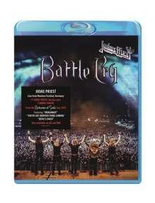Judas Priest: Battle Cry: Live 2015, Blu-ray Disc