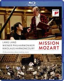 Lang Lang - Mission Mozart (Dokumentation), Blu-ray Disc