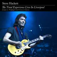 Steve Hackett (geb. 1950): The Total Experience Live In Liverpool, 2 CDs und 2 DVDs