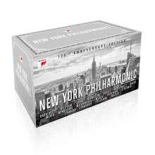 New York Philharmonic - 175th Anniversary Edition, 65 CDs