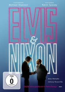Elvis & Nixon, DVD