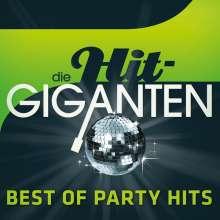 Die Hit-Giganten: Best Of Party, 3 CDs