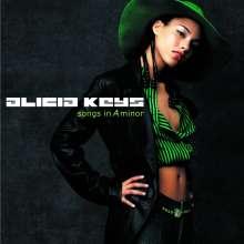 Alicia Keys: Songs In A Minor (180g), 2 LPs