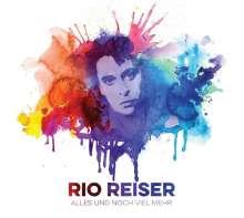 Rio Reiser: Alles und noch viel mehr – Das Beste, CD