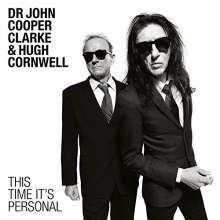 Dr John Cooper Clarke & Hugh Cornwall: This Time It's Personal, LP