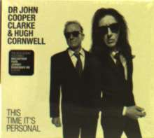 Dr John Cooper Clarke & Hugh Cornwall: This Time It's Personal, CD