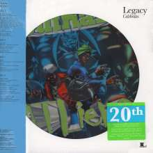 Outkast: ATLiens (180g) (Picture Disc), 2 LPs