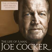 Joe Cocker: The Life Of A Man: The Ultimate Hits 1968 - 2013, CD