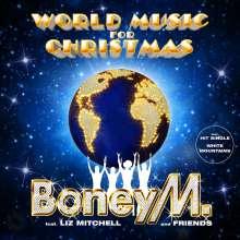 Boney M.: Worldmusic for Christmas, CD