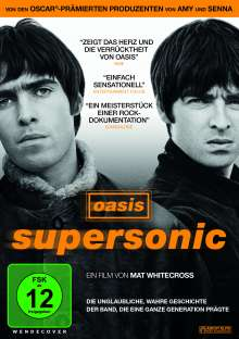 Oasis: Supersonic, DVD