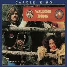Carole King: Welcome Home, CD