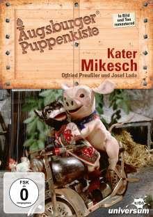 Augsburger Puppenkiste: Kater Mikesch, DVD