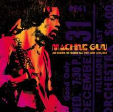 Jimi Hendrix: Machine Gun: The Fillmore East 1st Show 31-12-69 (Hybrid-SACD), Super Audio CD