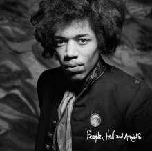 Jimi Hendrix: People, Hell And Angels (Hybrid-SACD), Super Audio CD