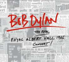 Bob Dylan: The Real Royal Albert Hall 1966 Concert!, 2 CDs