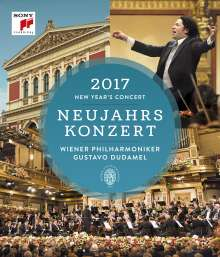 Neujahrskonzert 2017 der Wiener Philharmoniker, Blu-ray Disc