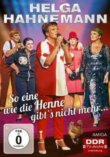 Helga Hahnemann: So eine wie die Henne gibt's nicht mehr, DVD