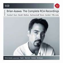 Brian Asawa - The Complete RCA Recordings, 5 CDs