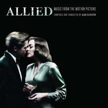 Alan Silvestri (geb. 1950): Filmmusik: Allied (Music from the Motion Picture), CD