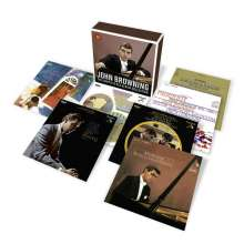 John Browning - The Complete RCA Album Collection, 12 CDs