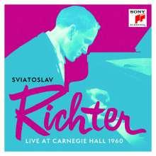 Svjatoslav Richter - Live at Carnegie Hall, 13 CDs