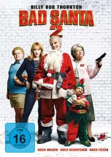 Bad Santa 2, DVD