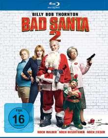 Bad Santa 2 (Blu-ray), Blu-ray Disc