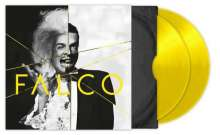Falco: Falco 60 (Limited Edition) (Yellow Vinyl), 2 LPs