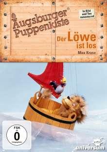 Augsburger Puppenkiste: Der Löwe ist los, DVD