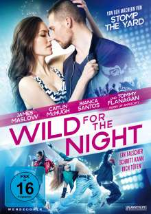 Wild for the night, DVD