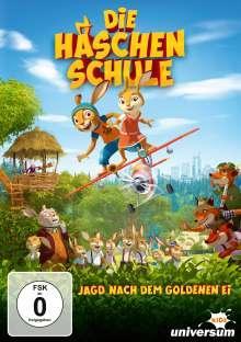 Die Häschenschule - Jagd nach dem goldenen Ei, DVD