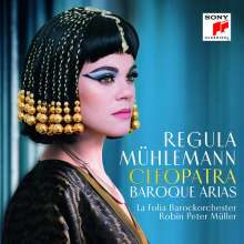 Regula Mühlemann - Cleopatra (Baroque Arias), CD