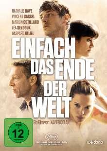 Einfach das Ende der Welt, DVD
