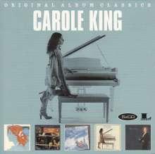 Carole King: Original Album Classics, 5 CDs