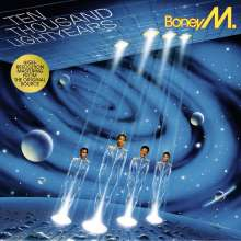 Boney M.: 10.000 Lightyears (remastered), LP
