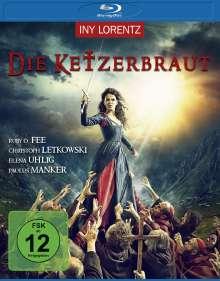Die Ketzerbraut (Blu-ray), Blu-ray Disc